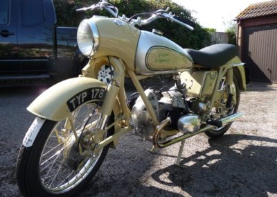 1954 Douglas Dragonfly – restored